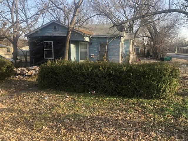 1050 W Oak Street, Stephenville, TX 76401 (MLS #14501215) :: Team Hodnett