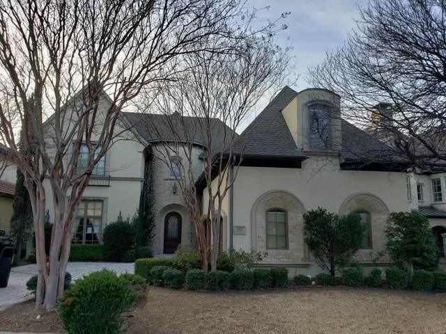 5125 Oak Knoll Lane, Frisco, TX 75034 (MLS #14501217) :: Real Estate By Design