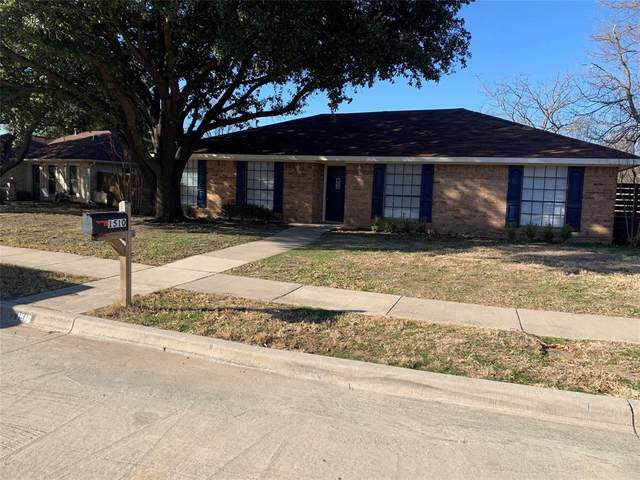 1510 Wood Creek Drive, Flower Mound, TX 75028 (MLS #14501240) :: Real Estate By Design