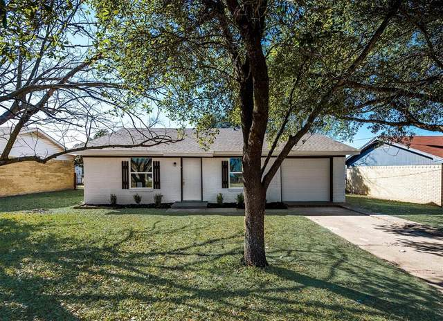 1590 Leon Street, Kaufman, TX 75142 (MLS #14501241) :: The Kimberly Davis Group