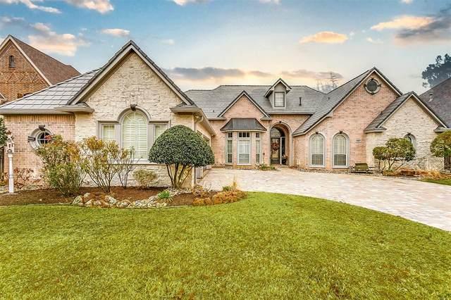 856 Thomas Crossing Drive, Fort Worth, TX 76028 (MLS #14501282) :: The Kimberly Davis Group