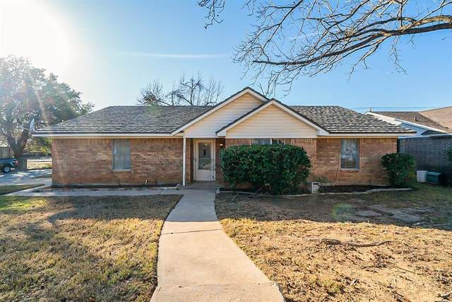 1140 Fox River Lane, Fort Worth, TX 76120 (MLS #14501285) :: The Mauelshagen Group