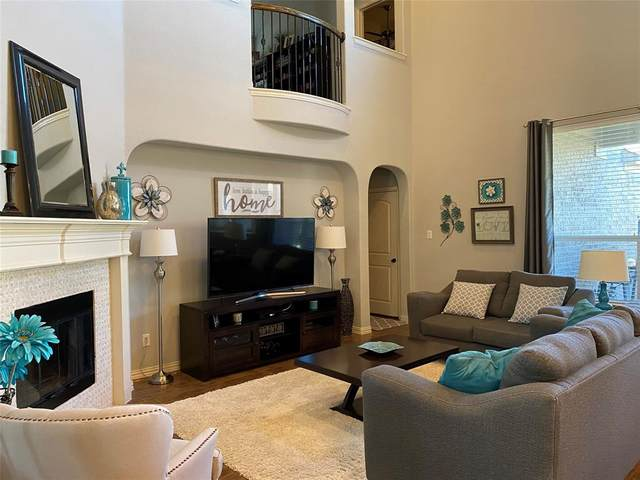 1054 Fossil Lake Drive, Frisco, TX 75036 (MLS #14501287) :: The Good Home Team