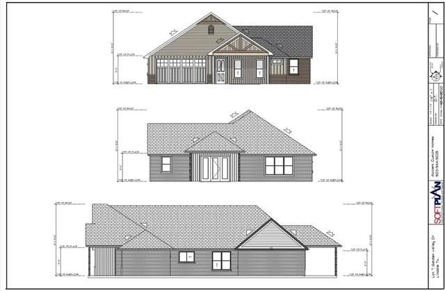14487 Garden Valley Drive, Lindale, TX 75771 (MLS #14501301) :: Premier Properties Group of Keller Williams Realty