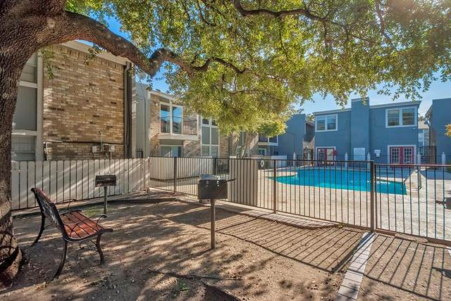 6077 Milton Street #136, Dallas, TX 75206 (MLS #14501307) :: The Daniel Team