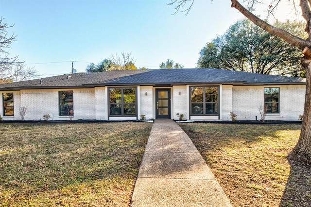 4224 Shady Bend Drive, Dallas, TX 75244 (MLS #14501329) :: The Mauelshagen Group