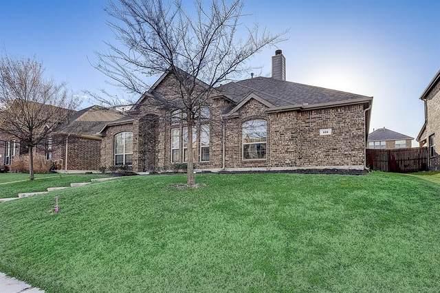 121 Parkwood Drive, Wylie, TX 75098 (MLS #14501344) :: Robbins Real Estate Group
