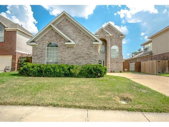 703 Marble Canyon Circle, Irving, TX 75063 (MLS #14501364) :: The Mauelshagen Group