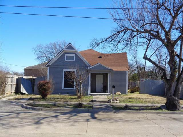615 Loney Street, Fort Worth, TX 76104 (MLS #14501384) :: Craig Properties Group