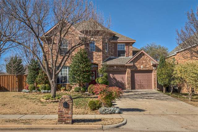 501 Lake Village Drive, Mckinney, TX 75071 (MLS #14501390) :: The Mauelshagen Group
