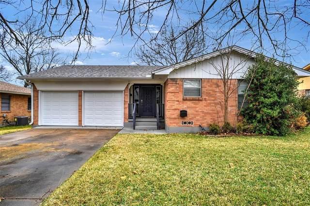 912 S Andrews Avenue, Sherman, TX 75090 (MLS #14501399) :: RE/MAX Pinnacle Group REALTORS