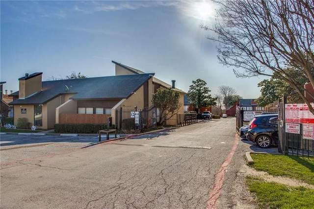 7152 Fair Oaks Avenue #1009, Dallas, TX 75231 (MLS #14501417) :: The Mauelshagen Group