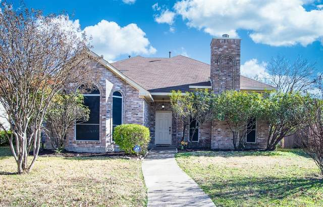 2204 Amber Springs, Mesquite, TX 75181 (MLS #14501420) :: The Heyl Group at Keller Williams