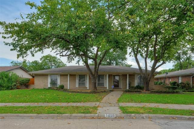 1320 Mount Vernon Drive, Mesquite, TX 75149 (MLS #14501425) :: The Daniel Team