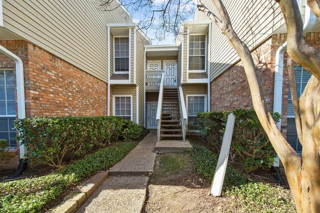 8550 Fair Oaks Crossing #208, Dallas, TX 75243 (MLS #14501429) :: Keller Williams Realty