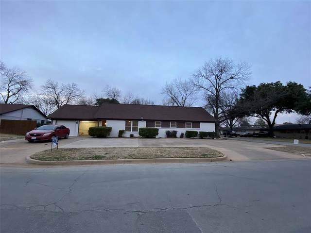 7831 Rogan Drive, North Richland Hills, TX 76180 (MLS #14501435) :: The Daniel Team