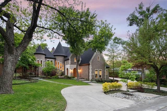 14907 Lake Forest Drive, Dallas, TX 75254 (MLS #14501437) :: Team Hodnett
