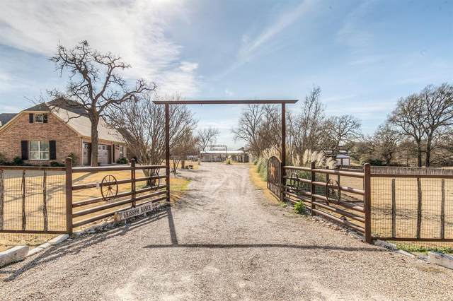 4020 E Bankhead Highway, Hudson Oaks, TX 76087 (MLS #14501439) :: NewHomePrograms.com