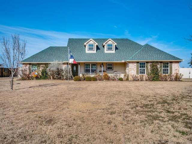 529 Youngblood Road, Waxahachie, TX 75165 (MLS #14501462) :: The Kimberly Davis Group