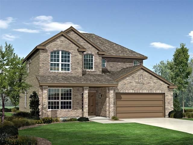 1520 Seabiscuit Drive, Granbury, TX 76049 (MLS #14501477) :: Real Estate By Design