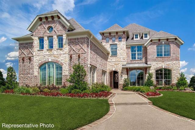 15628 Yarberry Drive, Fort Worth, TX 76262 (MLS #14501494) :: Real Estate By Design