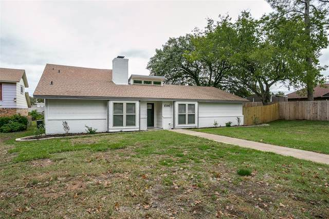 1516 N Main Street, Euless, TX 76039 (MLS #14501501) :: All Cities USA Realty