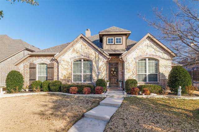 15880 Meadow Spring Drive, Frisco, TX 75035 (MLS #14501507) :: Robbins Real Estate Group
