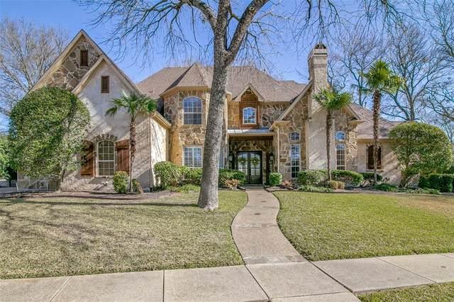 2404 Racheal Drive, Heath, TX 75032 (MLS #14501513) :: Real Estate By Design