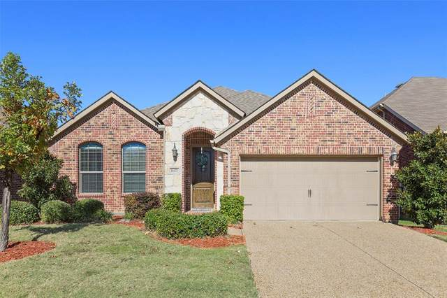 16421 White Rock Boulevard, Prosper, TX 75078 (MLS #14501520) :: The Mauelshagen Group