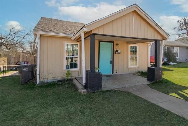 1628 E Powell Avenue, Fort Worth, TX 76104 (MLS #14501534) :: The Mauelshagen Group