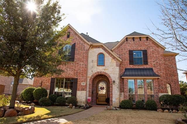 3463 Baldcypress Drive, Frisco, TX 75033 (MLS #14501535) :: The Good Home Team