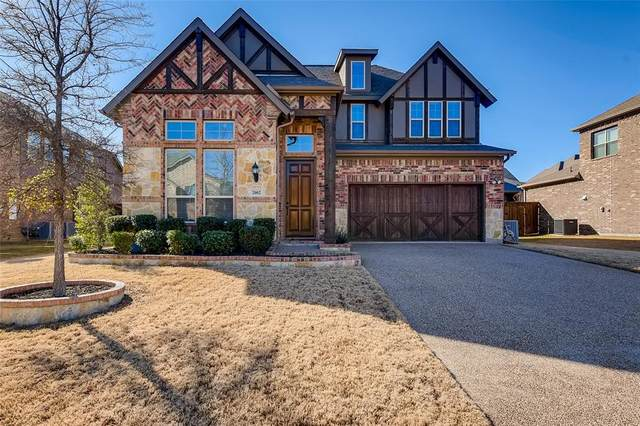 2002 Hickory Hill Drive, Mansfield, TX 76063 (MLS #14501549) :: RE/MAX Pinnacle Group REALTORS