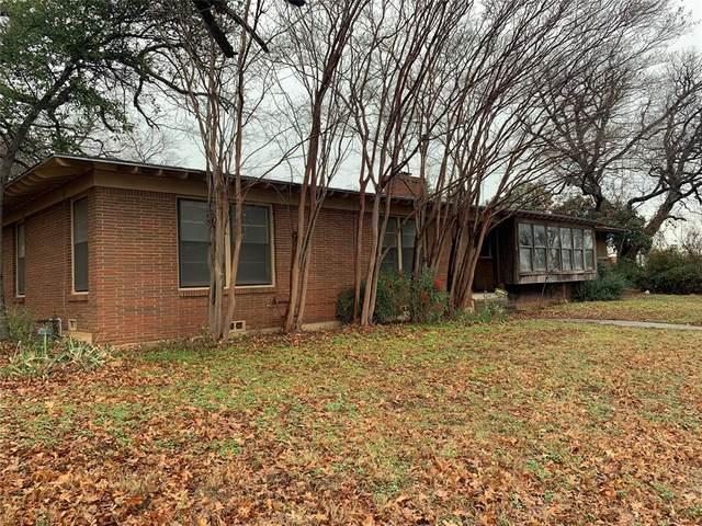 1420 Lake Shore Drive, Fort Worth, TX 76103 (MLS #14501555) :: The Mauelshagen Group