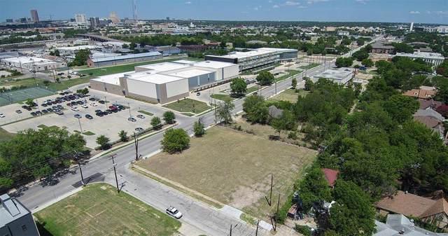 2606 Al Lipscomb Way, Dallas, TX 75215 (MLS #14501561) :: The Kimberly Davis Group
