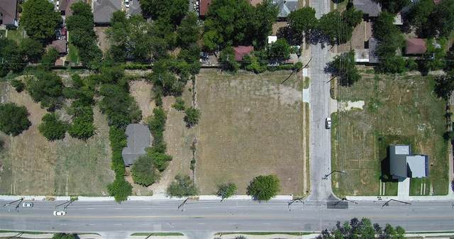 2614 Al Lipscomb Way, Dallas, TX 75215 (MLS #14501564) :: Team Hodnett
