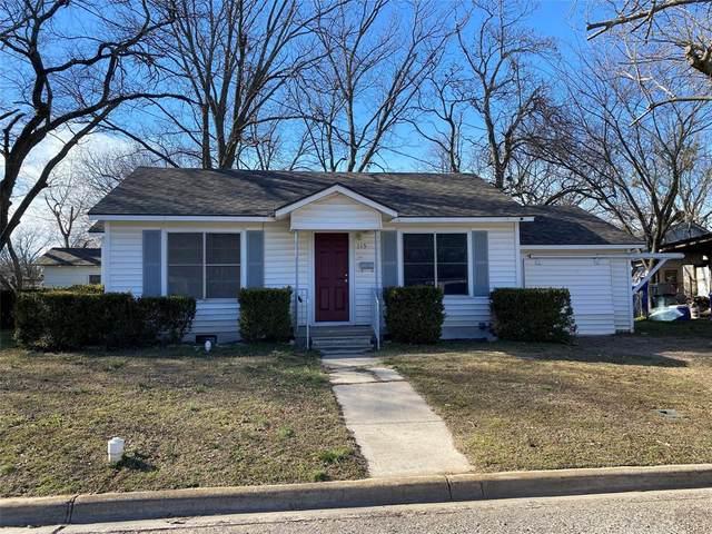 115 Mulberry Street, Whitesboro, TX 76273 (MLS #14501579) :: The Mauelshagen Group