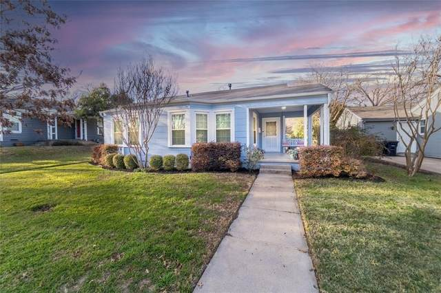 6462 Lindell Avenue, Fort Worth, TX 76116 (MLS #14501582) :: All Cities USA Realty