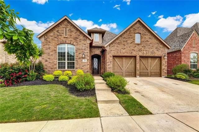 709 Fenceline Drive, Argyle, TX 76226 (MLS #14501584) :: Post Oak Realty