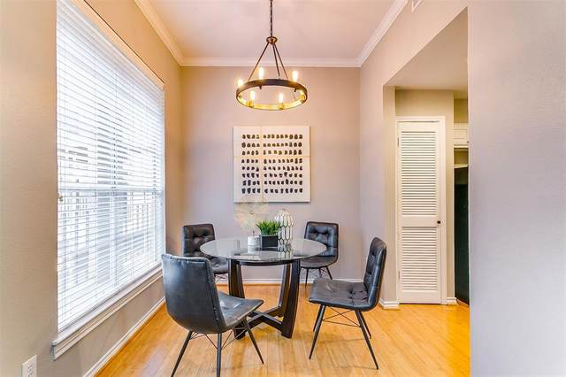 3311 Blackburn Street #119, Dallas, TX 75204 (MLS #14501603) :: Front Real Estate Co.