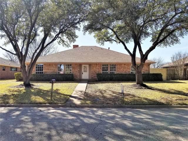 1013 Meridith Drive, Terrell, TX 75160 (MLS #14501625) :: The Juli Black Team