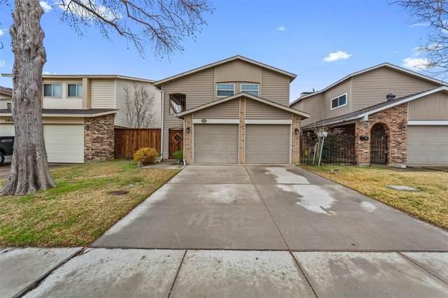 2014 Via Bravo, Carrollton, TX 75006 (MLS #14501633) :: The Mauelshagen Group