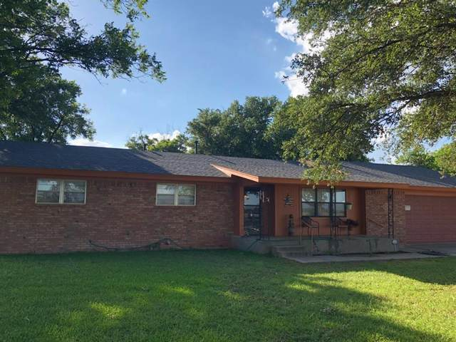 1226 Fm 89, Abilene, TX 79606 (MLS #14501650) :: The Kimberly Davis Group