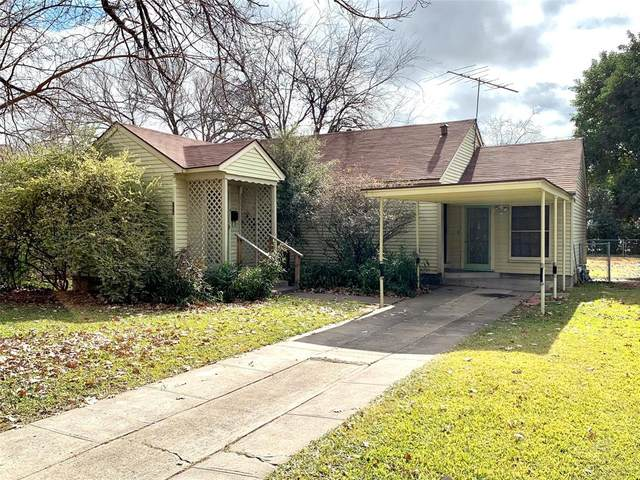 808 Woodland Drive, Garland, TX 75040 (MLS #14501651) :: Lyn L. Thomas Real Estate | Keller Williams Allen