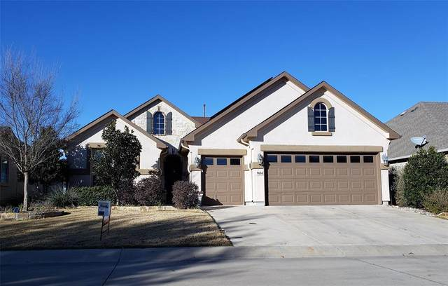 9604 Rivercrest Drive, Denton, TX 76207 (MLS #14501655) :: The Kimberly Davis Group