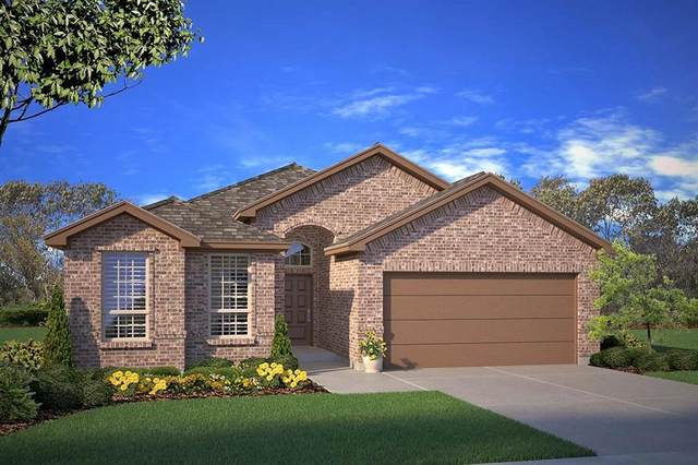 1214 Dublin Drive, Cleburne, TX 76033 (MLS #14501659) :: The Kimberly Davis Group