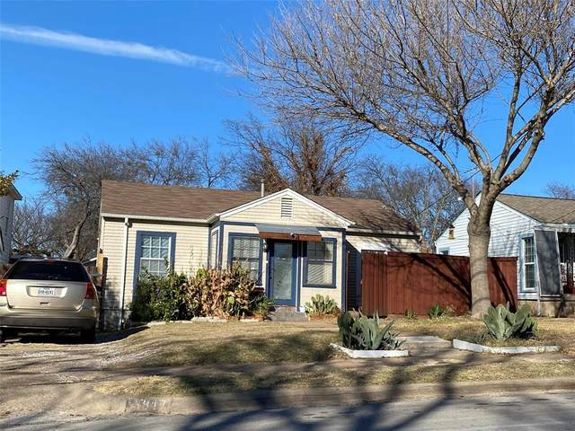 3347 Grafton Avenue, Dallas, TX 75211 (MLS #14501661) :: The Good Home Team