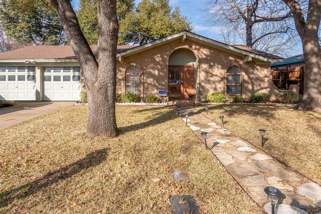 636 Tumbleweed Drive, Hurst, TX 76054 (MLS #14501665) :: The Kimberly Davis Group