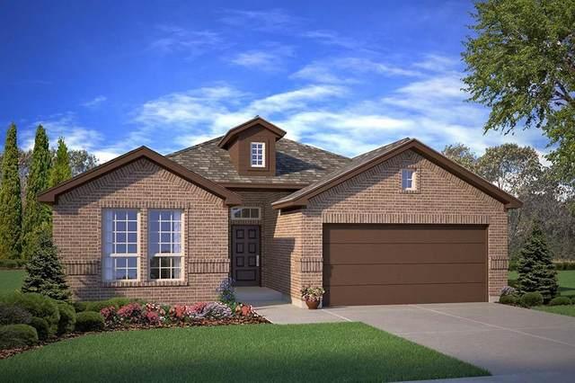 1210 Dublin Drive, Cleburne, TX 76033 (MLS #14501666) :: The Kimberly Davis Group