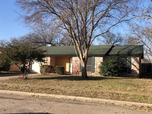 1501 Homestead Place, Garland, TX 75044 (MLS #14501671) :: The Kimberly Davis Group