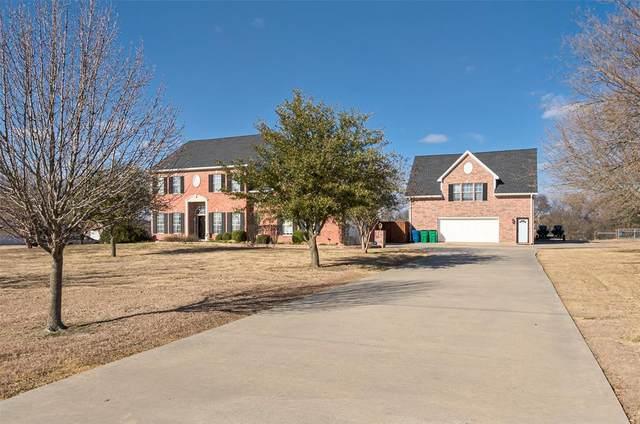309 Whites Hill Road, Van Alstyne, TX 75495 (MLS #14501678) :: Trinity Premier Properties